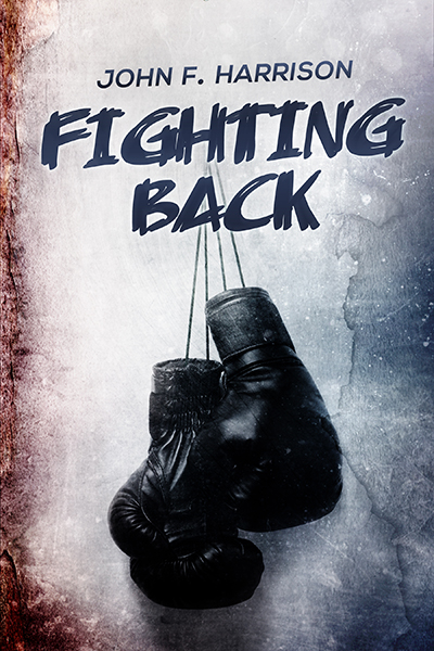 Fighting Back, Front cover, original